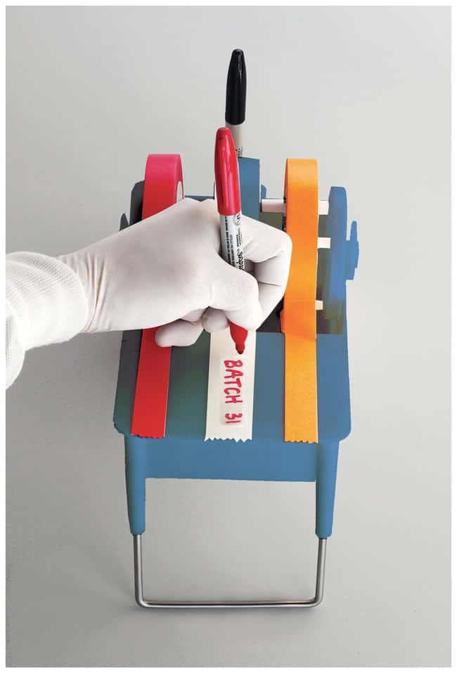Bel-Art SP Scienceware Write-On Label Tape Dispensers :Teaching Supplies:Classroom