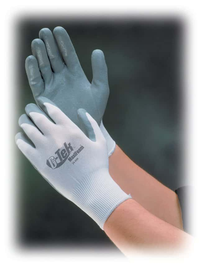 PIP G-Tek MaxiFoam Gloves Size: Small:Gloves, Glasses and Safety