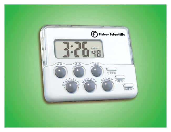 Fisherbrand™ LCD Timer with Nano Counter