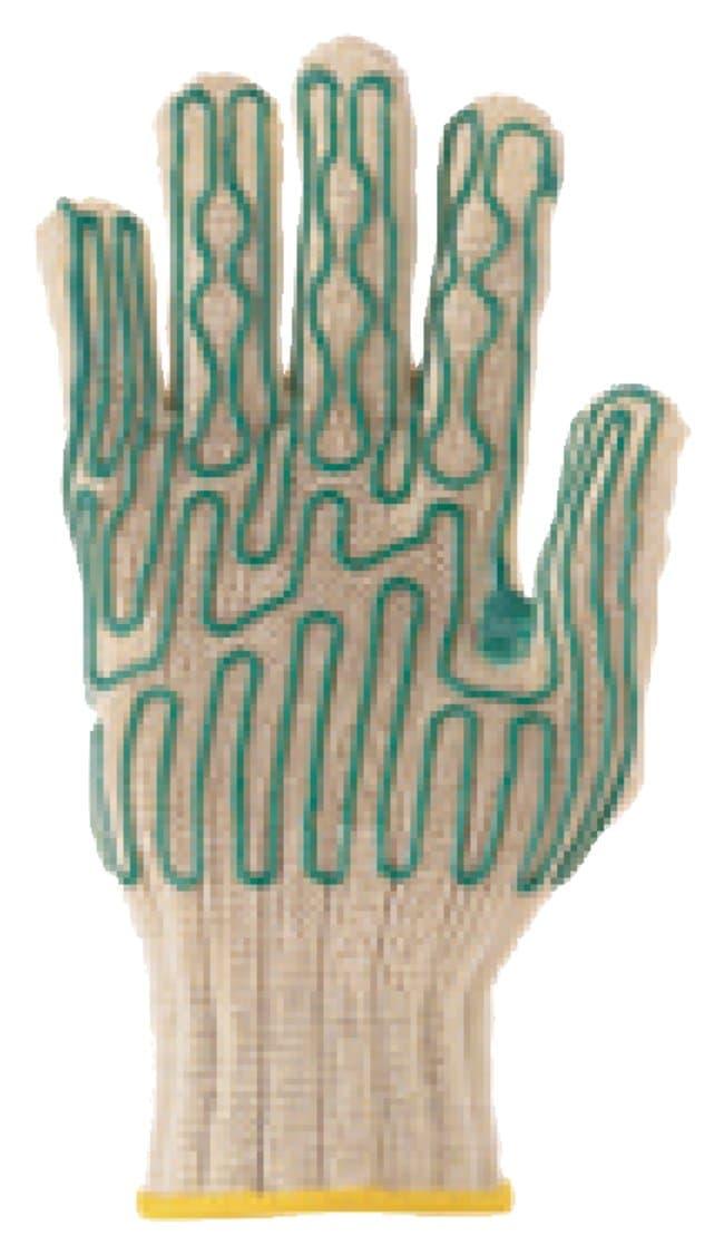 Wells Lamont Whizard Cut-Resistant Heavy-Duty Slipguard Gloves  Green;