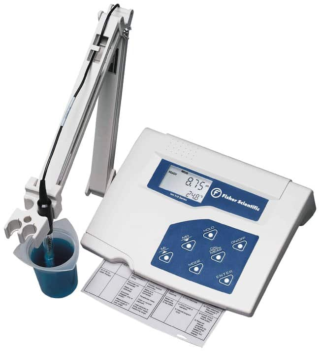 Fisher Science Education™ Laboratory Benchtop pH Meters