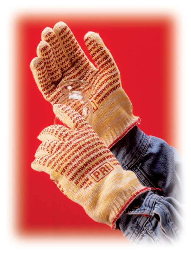 PIPEverGrip Hot Mill Gloves with Aramid Fiber Large:Gloves, Glasses and
