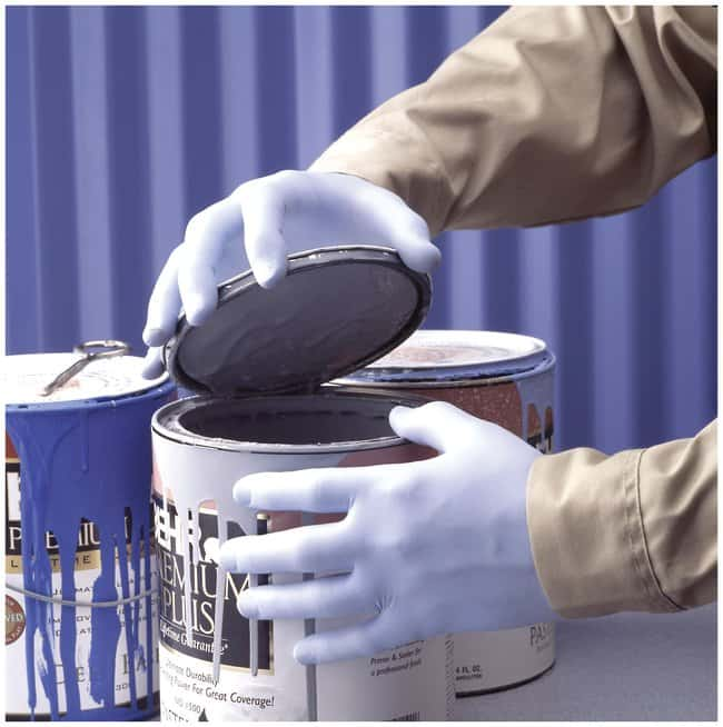 SHOWA Nitrile Disposable Gloves:Gloves, Glasses and Safety:Gloves