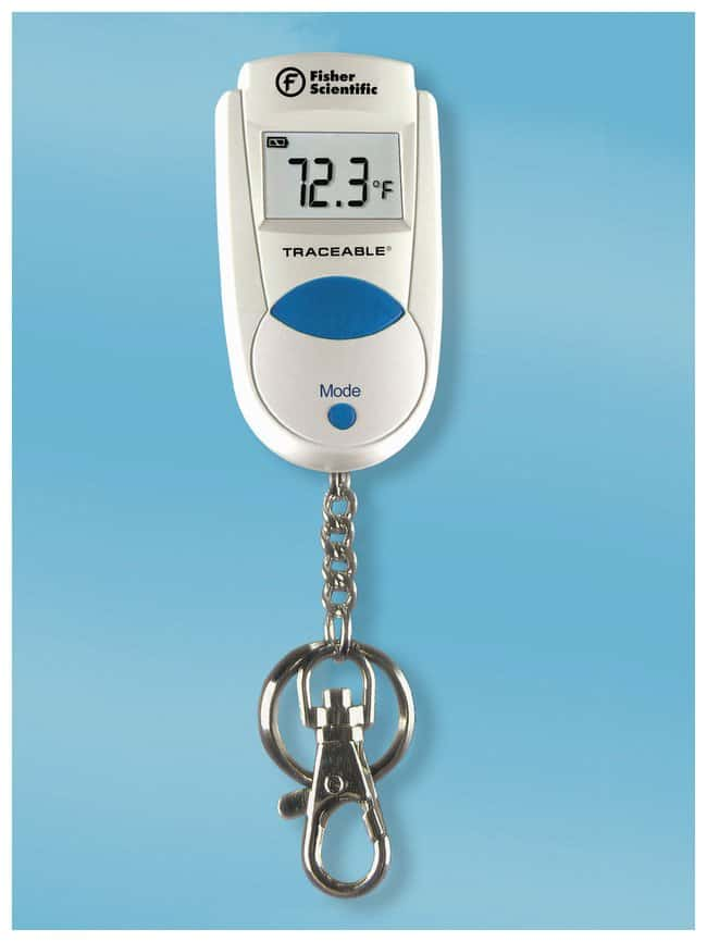 Fisherbrand™ Mini IR Traceable™ Thermometer Mini IR Traceable Thermometer Fisherbrand™ Mini IR Traceable™ Thermometer