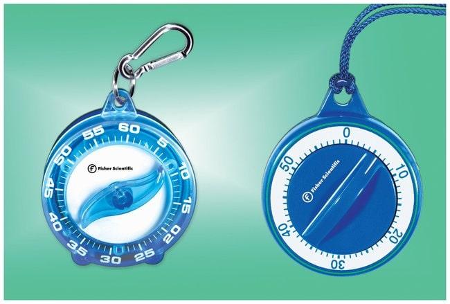 Fisherbrand™SX-Timer™ und Quick-Timer™ Taschen-Timer Quick-Timer mit Magnet auf der Rückseite Fisherbrand™SX-Timer™ und Quick-Timer™ Taschen-Timer