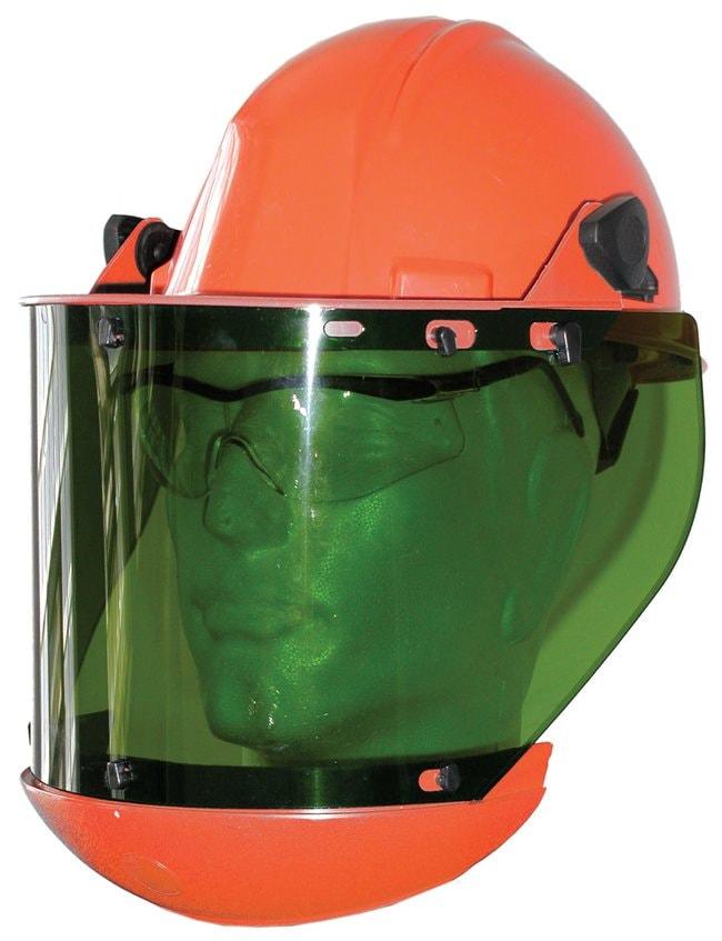 Honeywell Salisbury PRO-WEAR 10 cal/cm2 Faceshield with Hardhat:Gloves,