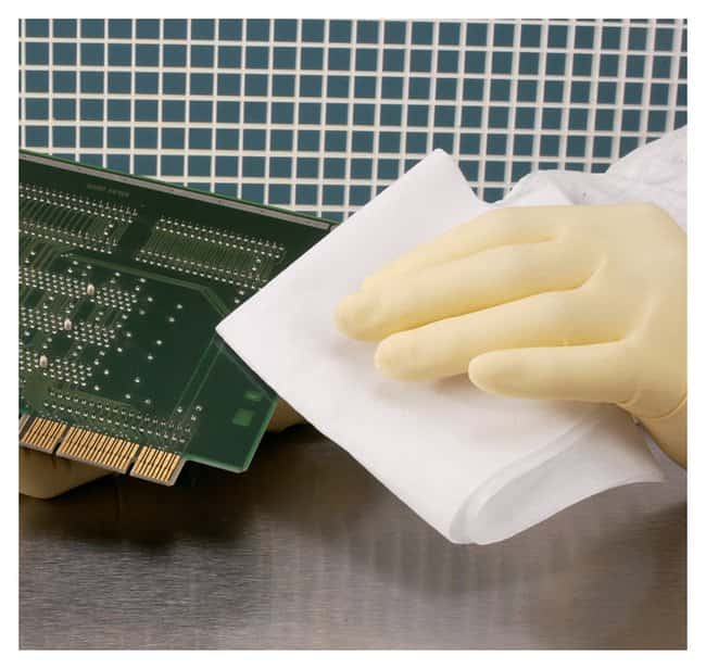 Contec Amplitude Theta Cleanroom Wipes:Gloves, Glasses and Safety:Controlled