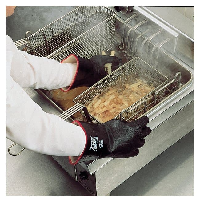 SHOWA Insulated Neo Grab Gloves Black; Size: 10