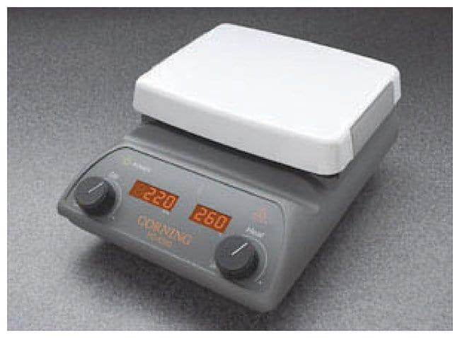 Corning™Pyroceram™ Hot Plate Stirrer, 550°C, Glass Ceramic