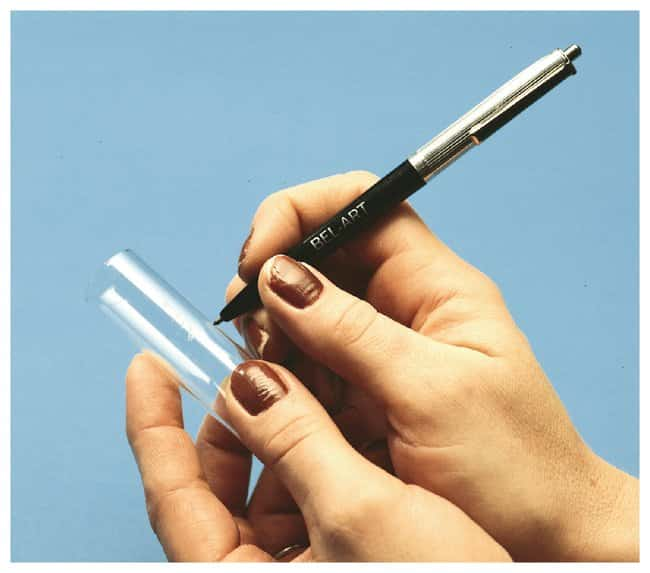 Bel-Art SP Scienceware Glascribe Pen  Tungsten carbide tip:Gloves, Glasses