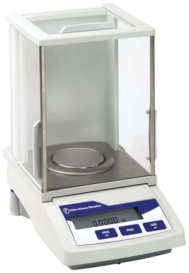 Fisher Science Education Analytical Balances :Testing and ...