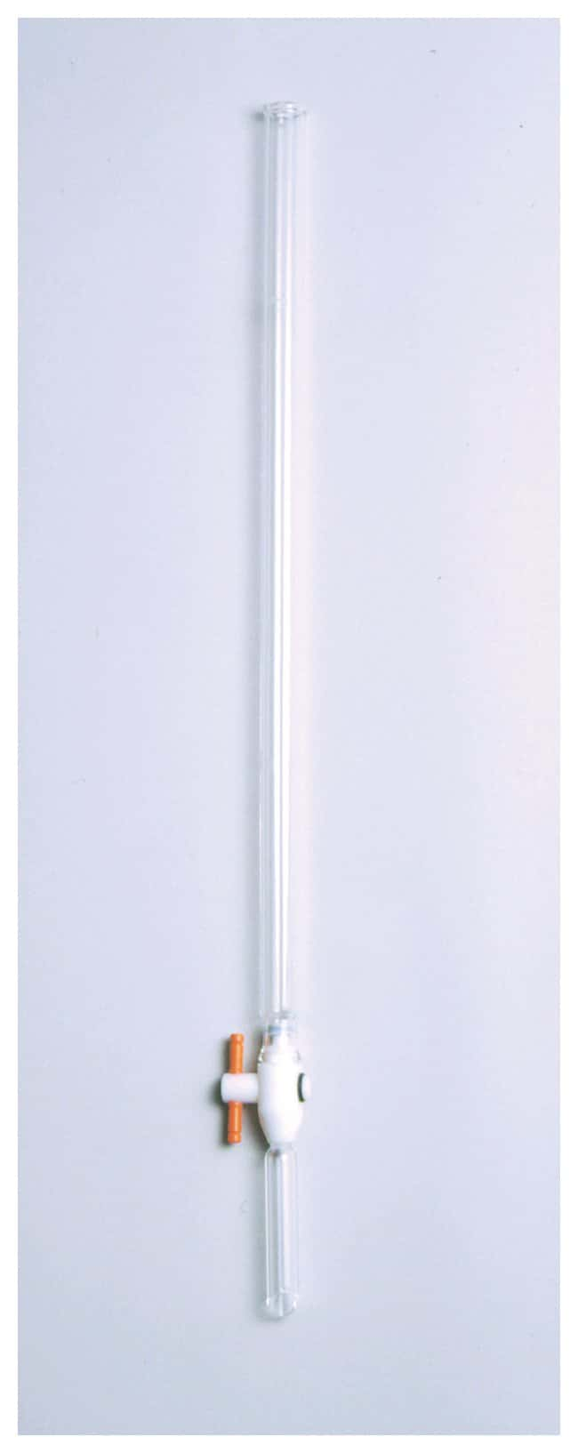 DWK Life Sciences Kimble™ KIMAX™ Brand Chromatography Column I.D.: 22mm; Length: 500mm; Capacity: 200mL DWK Life Sciences Kimble™ KIMAX™ Brand Chromatography Column