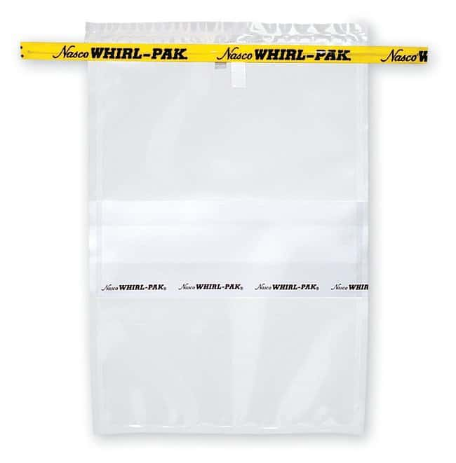 Fisherbrand™Whirl-Pak™ Easy-To-Close Bags