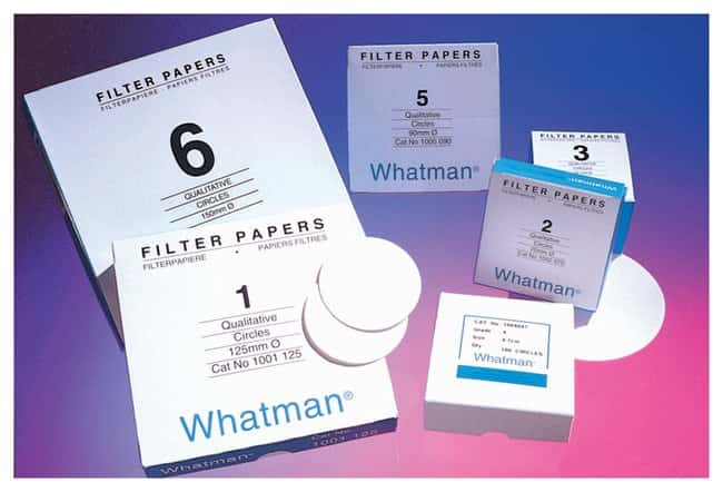 Cytiva (Formerly GE Healthcare Life Sciences) Whatman™ Qualitative Grade Plain Circles and Sheets - Grade 3