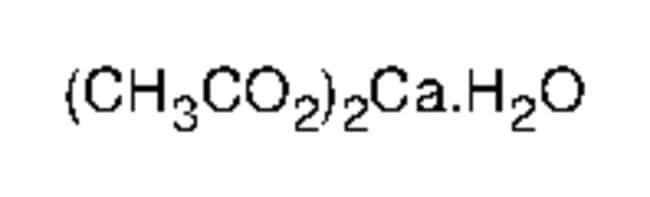 Alfa Aesar™Calcium acetate hydrate, 99% 100g Alfa Aesar™Calcium acetate hydrate, 99%