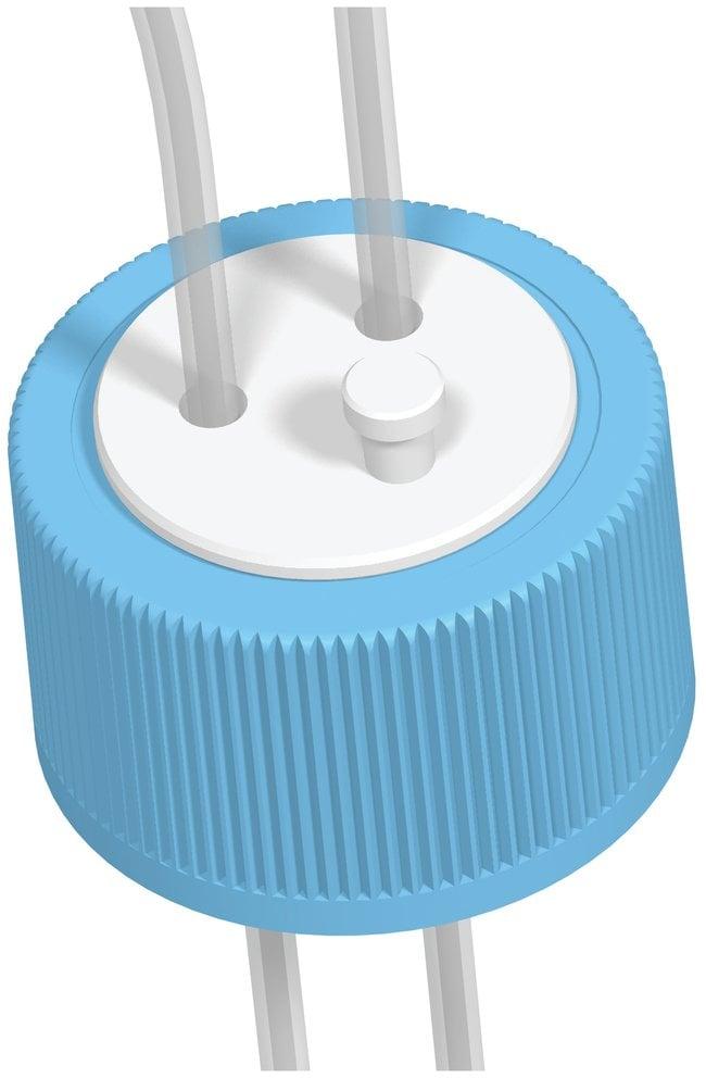 """DibaOmnifit™ Kühlfallenflasche der Serie """"T"""" und Indikator: Stopfen, Kappen und Verschlüsse Flaschen, Gefäße und Kannen"""