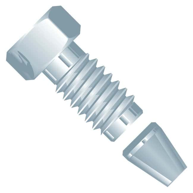Idex Stainless Steel Ferrules:Chromatography:Chromatography Supplies
