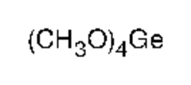 Alfa Aesar™Germanium(IV) methoxide, 98% 25g Alfa Aesar™Germanium(IV) methoxide, 98%