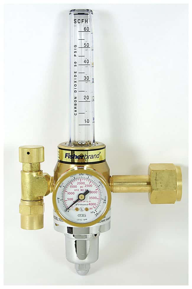 Fisherbrand Flowmeter Regulators Nitrogen:Spectrophotometers, Refractometers