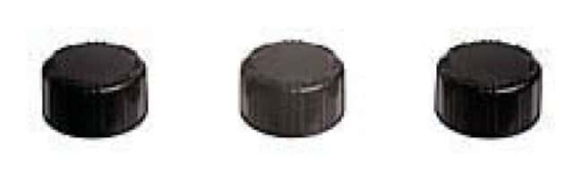 Thermo Scientific SUN-SRi Caps for High Recovery Vials Black Phenolic Cap