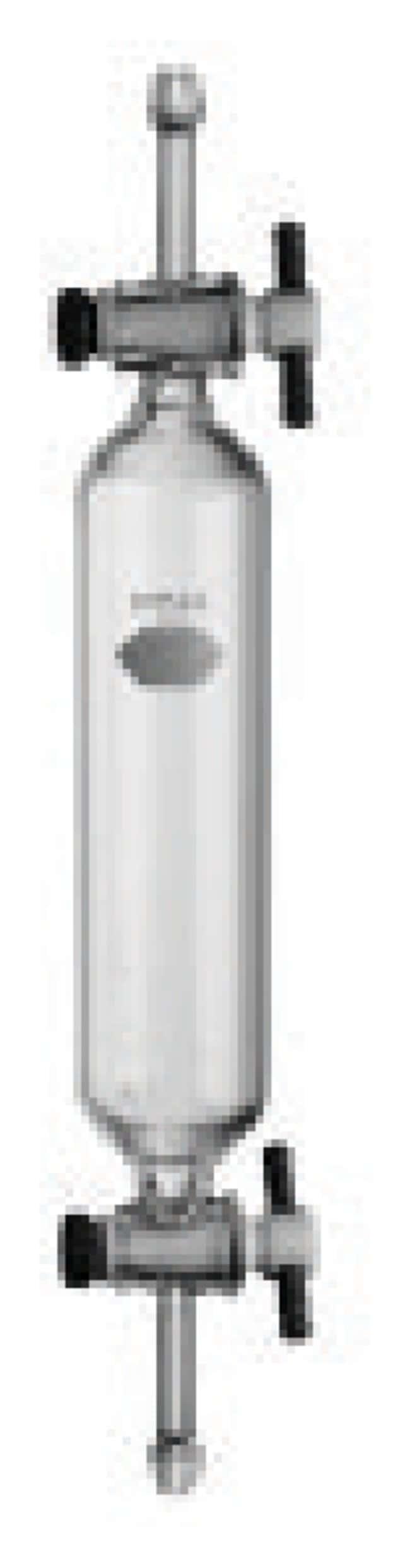 DWK Life Sciences Kimble Kontes Gas Sampling Tube with PTFE Lubriflo Stopcocks