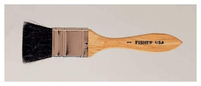 Fisherbrand Flat Camel's Hair Brushes:Gloves, Glasses and Safety:Facility