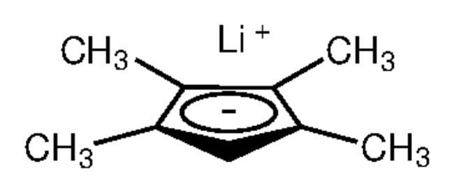 Alfa Aesar™Lithium tetramethylcyclopentadienide, 97+% 5g Alfa Aesar™Lithium tetramethylcyclopentadienide, 97+%