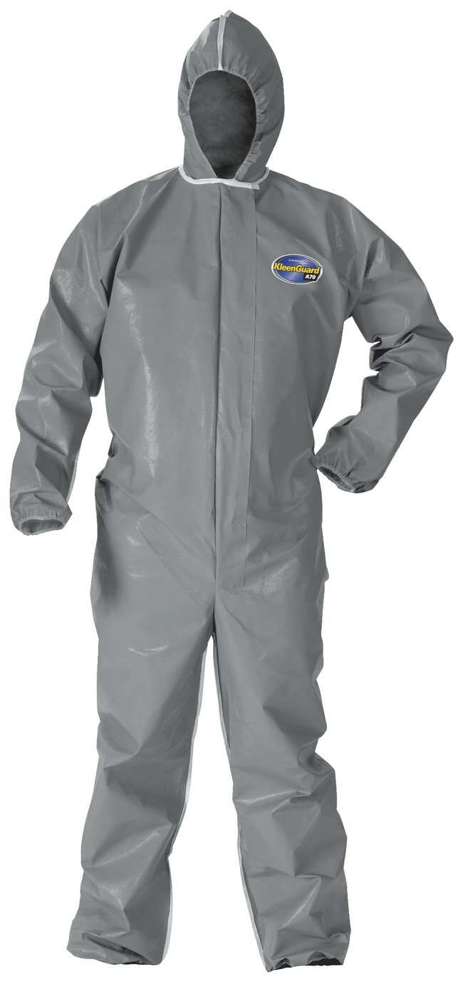 Kimberly-Clark Professional KleenGuard Hazard Guard I Coveralls Bound Seam;