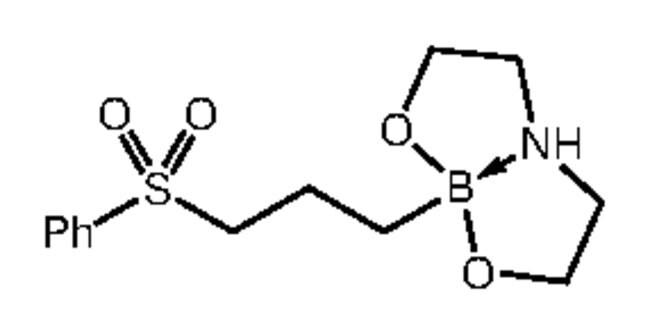 Alfa Aesar™3-(Phenylsulfonyl)propylboronic acid diethanolamine ester 1g Products