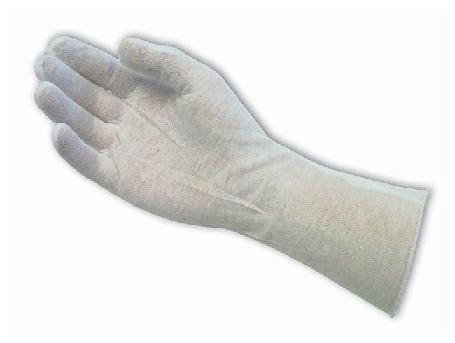 Fisherbrand Lightweight Elbow-Length Cotton Gloves  Men's size:Gloves,