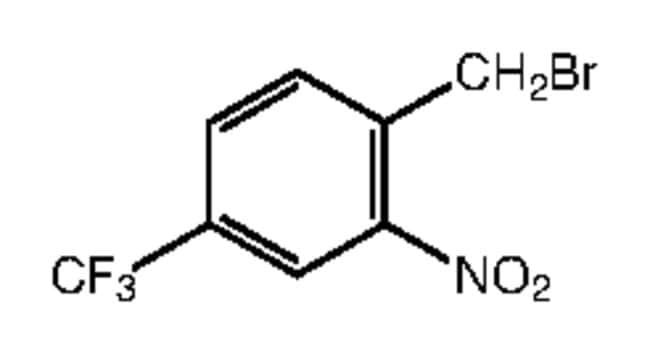 Alfa Aesar™2-Nitro-4-(trifluoromethyl)benzyl bromide, 97% 5g Alfa Aesar™2-Nitro-4-(trifluoromethyl)benzyl bromide, 97%