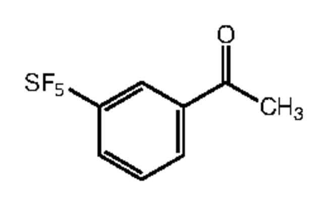 Alfa Aesar™3'-(Pentafluorothio)acetophenone, 97% 5g Products