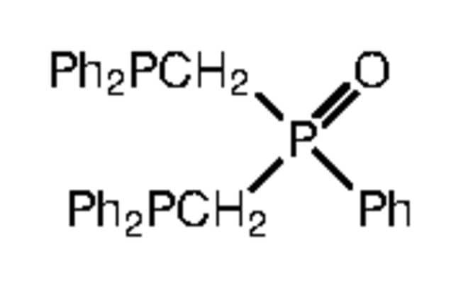 Alfa Aesar™Bis(diphenylphosphinomethyl)phenylphosphine oxide, 95% 5g Alfa Aesar™Bis(diphenylphosphinomethyl)phenylphosphine oxide, 95%