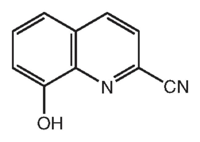 Alfa AesarTM 8 Hydroxyquinoline 2 Carbonitrile 98