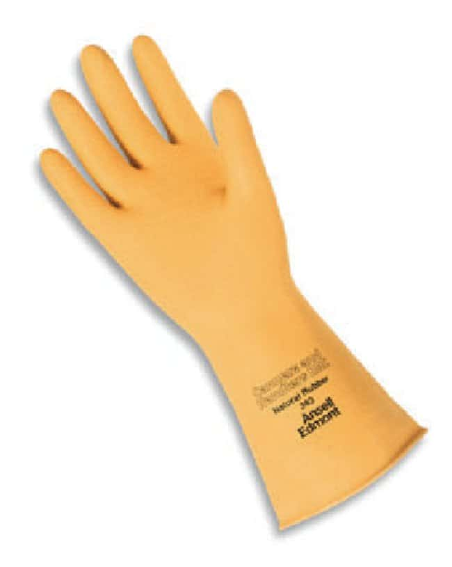 AnsellCanners and Handlers RBC Latex Gloves:Personal Protective Equipment:Hand