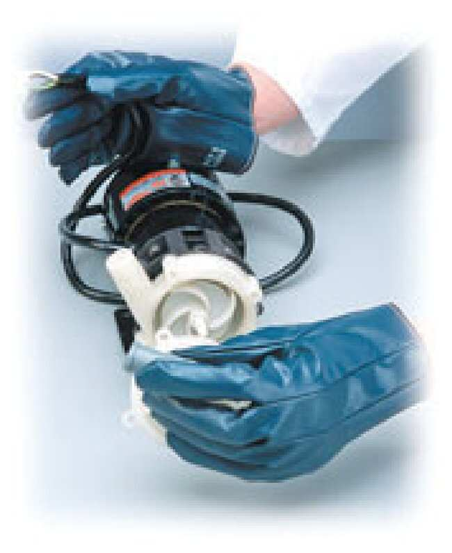PIP™ Excaliber Cut-and-Sewn Nitrile-Coated Cotton Gloves