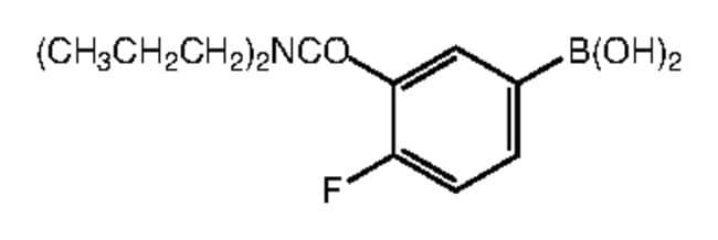 Alfa Aesar™3-Di-n-propylcarbamoyl-4-Fluorobenzolboronsäure, 97% 1g Produkte