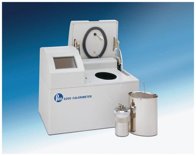 Parr6200 Isoperibol Calorimeter Calorimeter with 1108P Oxygen Bomb of Alloy