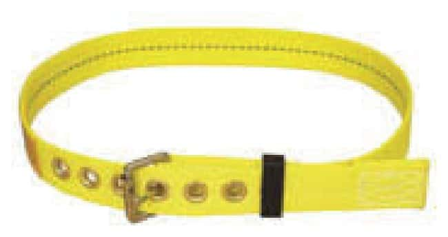 3M DBI-Sala Tongue Buckle Belts No body pad; Includes floating D-ring;
