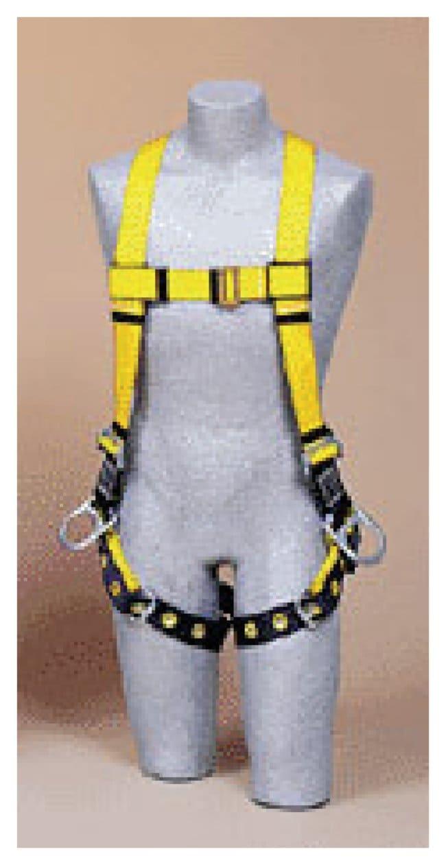 3M DBI-Sala Delta Vest Style Harnesses Pass-thru buckle leg straps; Universal