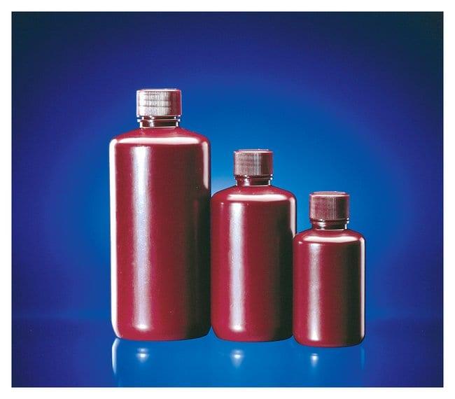 DWK Life SciencesWheaton™ Leak-Resistant HDPE Bottles with Caps Capacity: 0.5 oz. (15mL); 72/Cs. DWK Life SciencesWheaton™ Leak-Resistant HDPE Bottles with Caps