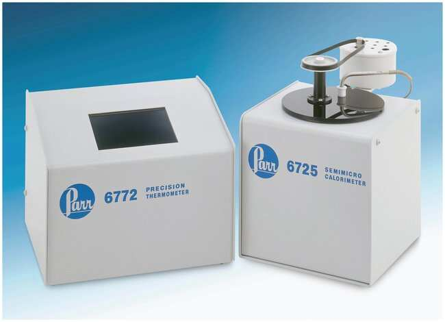 Parr6765 Combined Solution and Semi-Micro Calorimeter:Specialty Lab Equipment:Calorimetry