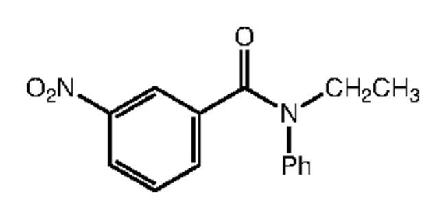 Alfa Aesar™N-Ethyl-3-nitro-N-phenylbenzamide, 97% 500mg Ver productos