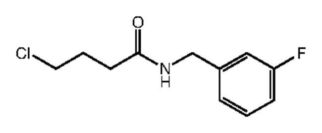 Alfa Aesar™4-Chloro-N-(3-fluorobenzyl)butyramide, 97% 500mg Ver productos