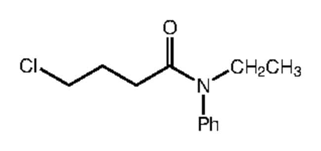 Alfa Aesar™4-Chloro-N-ethyl-N-phenylbutyramide, 97% 500mg Ver productos