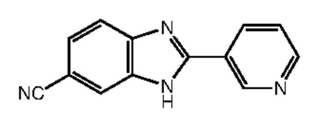 Alfa Aesar™6-Cyano-2-(3-pyridyl)benzimidazole, 97% 1g Alfa Aesar™6-Cyano-2-(3-pyridyl)benzimidazole, 97%