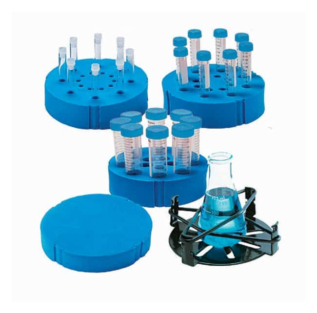 Fisherbrand™Vortex Mixer Accessories Kits Foam Tube Holder Kit with Retainer Fisherbrand™Vortex Mixer Accessories Kits