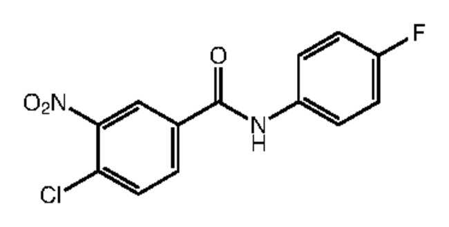 Alfa Aesar™4-Chloro-N-(4-fluorophenyl)-3-nitrobenzamide, 97% 250mg Ver productos