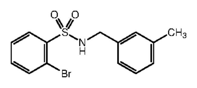 Alfa Aesar™2-Bromo-N-(3-methylbenzyl)benzenesulfonamide, 97% 250mg Ver productos