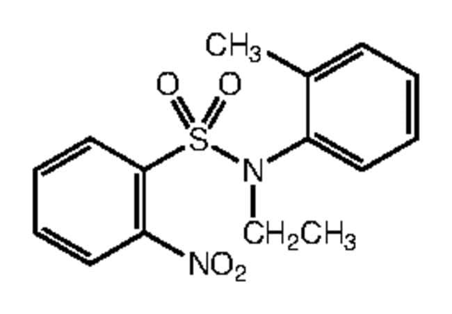 Alfa Aesar™N-Ethyl-2-nitro-N-(2-methylphenyl)benzenesulfonamide, 97% 1g Ver productos